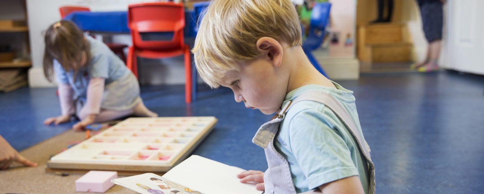 Children Learning