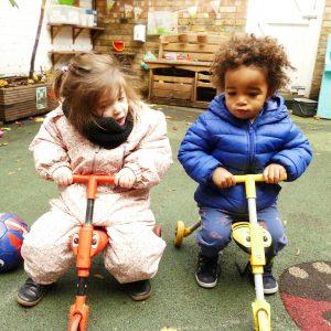 Private Nursery in Islington