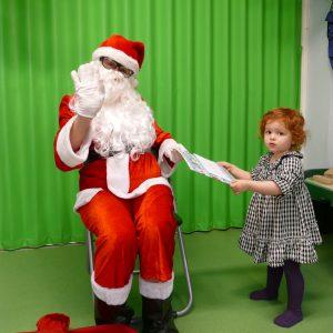 Christmas at Nursery